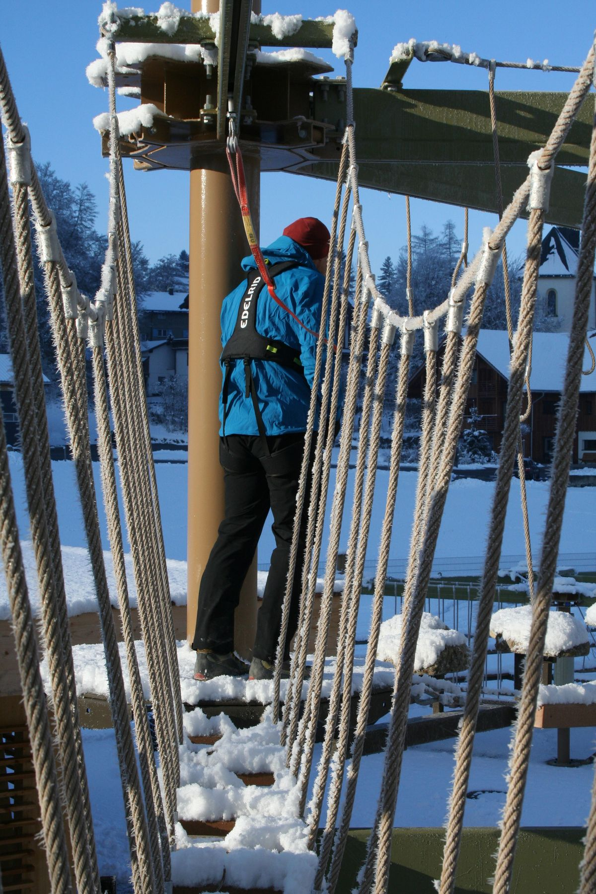 Alpsee Skytrail Winter